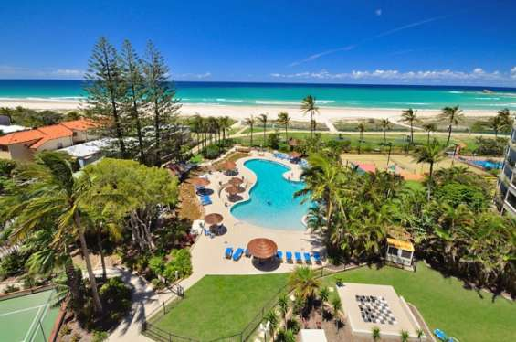 Water front holiday accommodation gold coast
