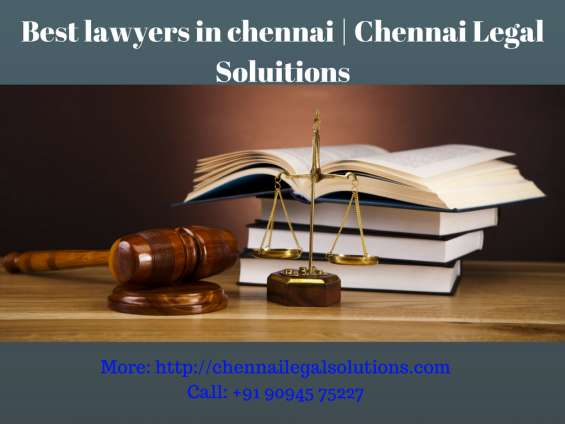 Best lawyers in chennai | chennai legal solutions
