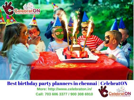 Best event organisers in chennai - celebraton