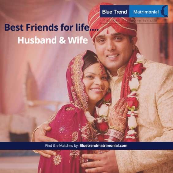 Choudhary matrimonial site in india   blue trend matrimonial