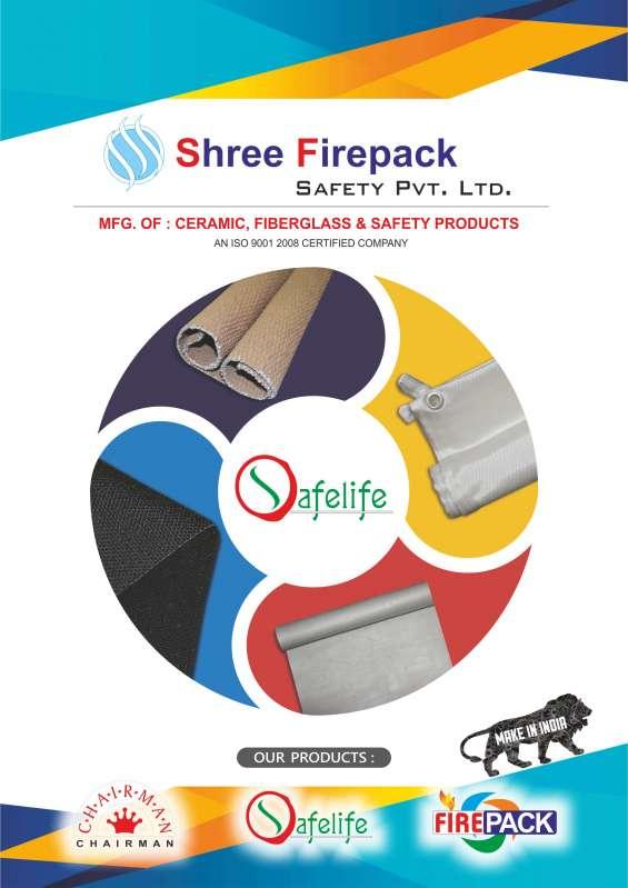 Welding fire blanket - manufacturer supplier & exporter
