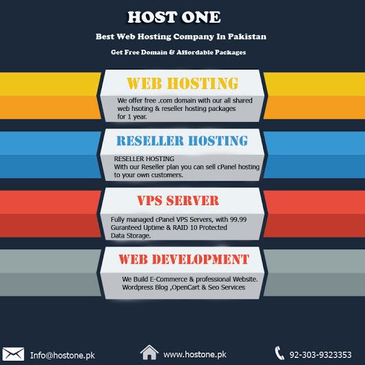 Best web hosting in lahore