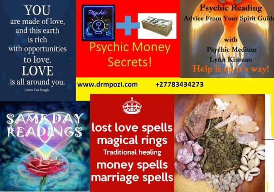 Love spell +27783434273