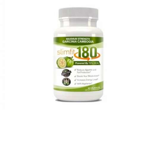 Slim fit 180 review: weight loss supplement