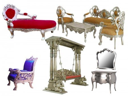 Modern indian furniture collections – pearl handicraft