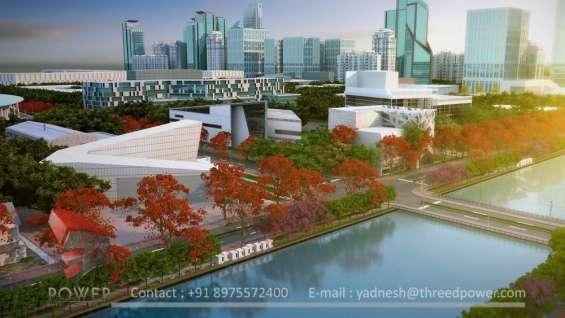 Narendra moodi smart city concept