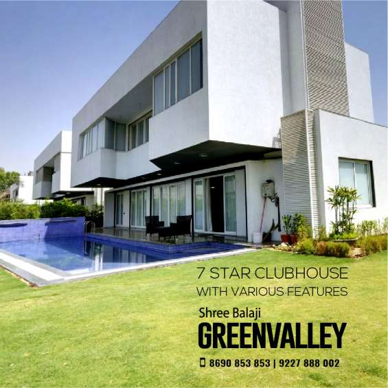 Luxurious bungalows | villas in ahmedabad | real estate property in ahmedabad |