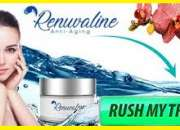 Renuvaline natural skin care lines