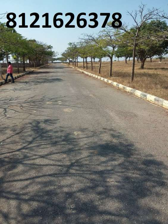 Safe and secured investment dtcp layout near by maheswaram it park