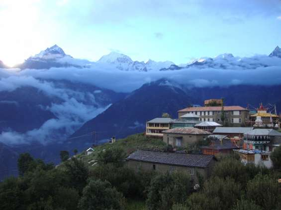 Himachal pradesh city of nature